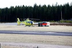 Жертвами крушения самолета в Финляндии стали восемь парашютистов