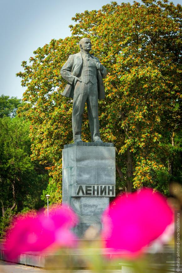 И снова Владимир Ильич..