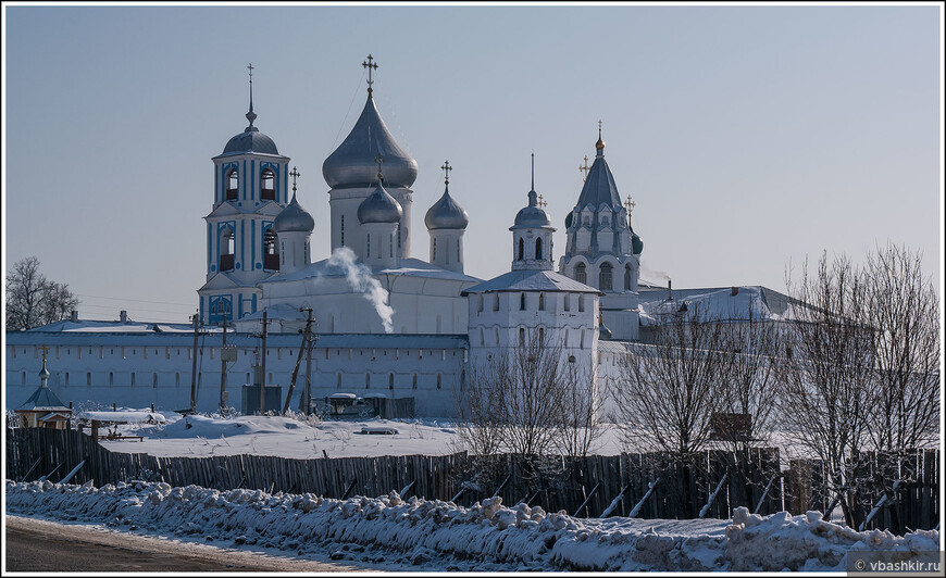 Переславль-Залесский. Никитский монастырь.