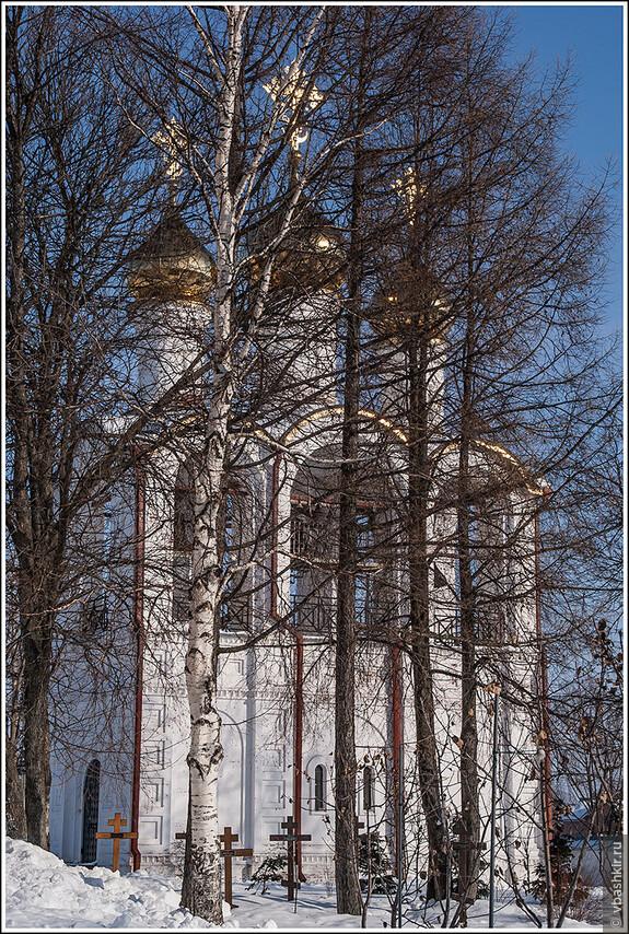 Переславль-Залесский. Свято-Никольский монастырь.