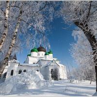 Переславль-Залесский. Феодоровский монастырь.