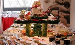 В шведских ресторанах предлагают рождественское меню