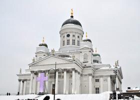 Хельсинки. Проездом.