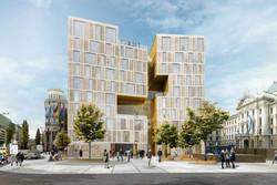 В Мюнхене построят уникальный отель-тетрис