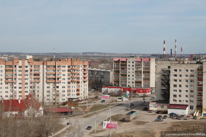 Улица Калинина.