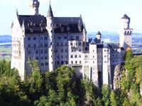 Бавария, замки