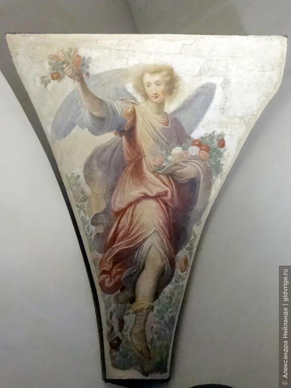 Ангел Санта Кроче.