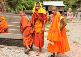 Камбоджа. Сентябрь 2010