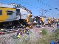 На Шри-Ланке столкнулись два поезда: десятки пострадавших