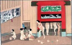 В Японии спасают популярные у туристов общественные бани