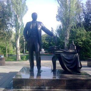 Любимый город Ростов