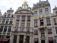 Самостоятельно в столицу Бельгии - Брюссель.