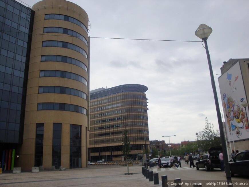 Здание южного ж.д. вокзала