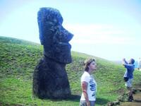 Остров Пасхи, март 2009г.
