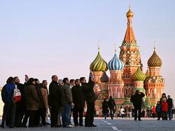 События на Украине резко снизили иностранный турпоток в Россию