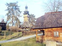Закарпатское село (скансен)