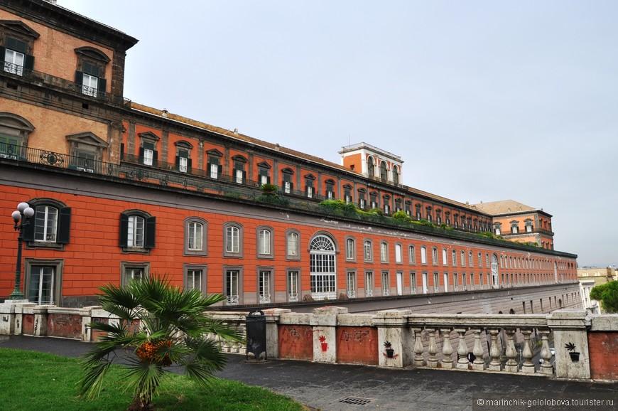Всемирно известно Палаццо ди Каподимонте