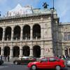 место встречи.Главный фасад оперного театра.