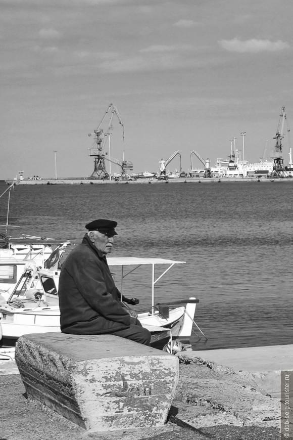 думы старого рыбака