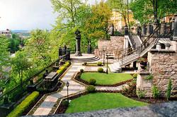 Карловы Вары строят новый парк