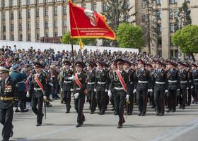 100 фото Дня Победы в Воронеже-2014