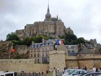 Из Парижа в Мон-Сен-Мишель и Сен-Мало