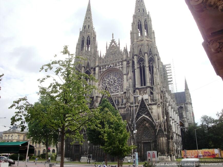 Собор Святого Уэна (14 века)