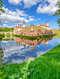 Небольшая подборка фото одной из самых известных достопримечательностей Беларуси - Несвижского замка