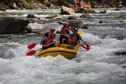 Во время рафтинга в Индии погиб турист из России
