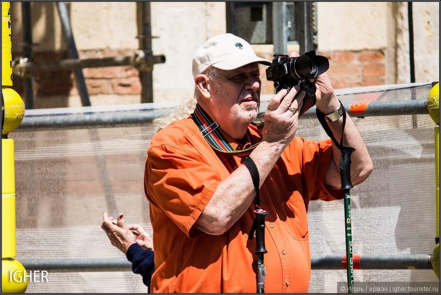 рай для фотографов