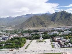 Тибет зимой становится дешевле