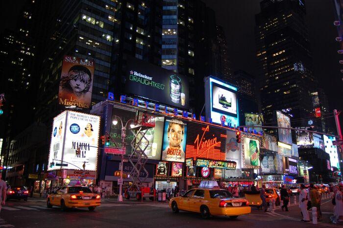 Нью-Йорк. Районы «Большого Яблока» или ликбез для путешественника