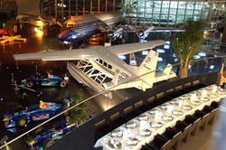 В аэропорту Зальцбурга открылся музей аэропланов