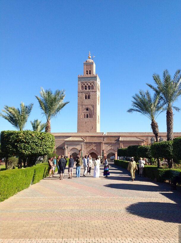 Погода в Марокко в марте