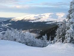 Шведский горнолыжный курорт Оре начнет работать 23 ноября
