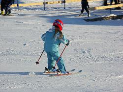Швейцарский горнолыжный курорт приглашает на «детские недели»