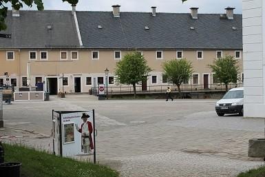 Раньше это была парадная площадь Фридриха Августа 1.