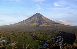 На Филлипинах объявлена угроза извержения вулкана