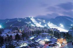 Зимние праздники в швейцарских Альпах