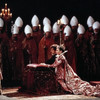 Венчание королевы Марго с Генрихом IV.
