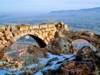 Каппадокия. Припорошенный снегом Ургюп