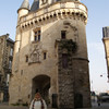 Старые стены Бордо.