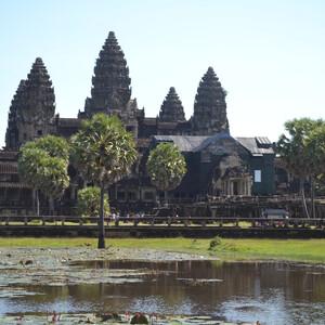 Город-храм Ангкор-Ват