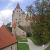 Средневековый замок в Ландсхуте