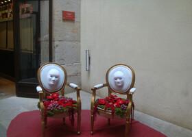 Праздник цветов в Жироне