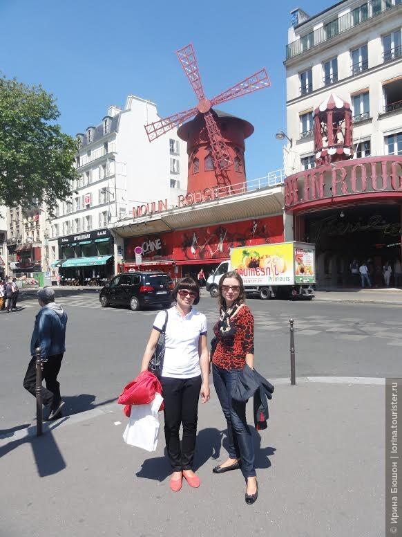 Экскурсия по Монмартру. Май 2014 www.lorinatour.fr
