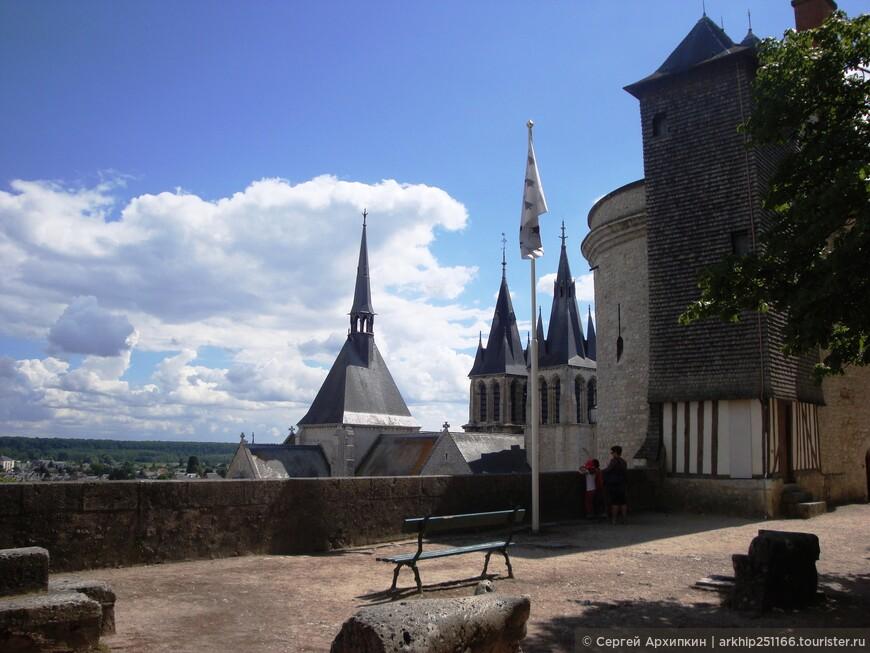 Террасы замка Блуа