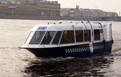 В Санкт-Петербурге начался сезон аквабусов