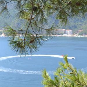 Мармарис -курорт на берегу Эгейского моря