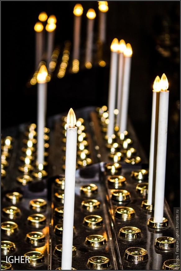 свечи электрические